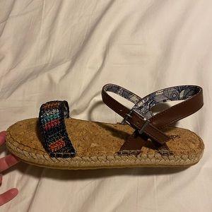 Sakroots Sandals